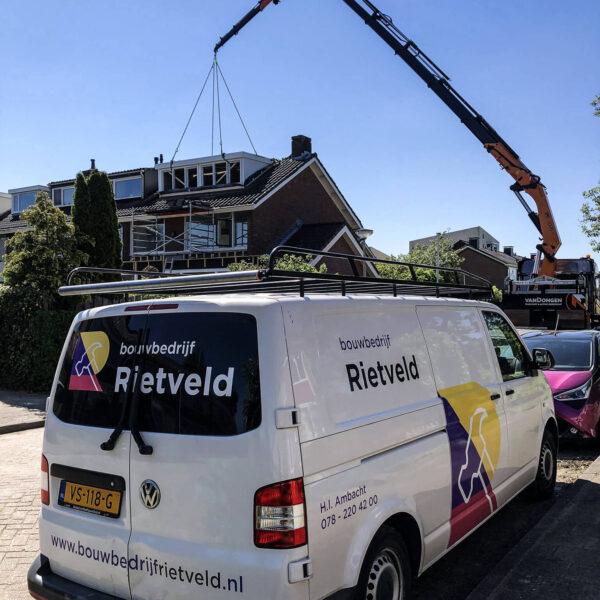 Transport en Lifting in Dordrecht